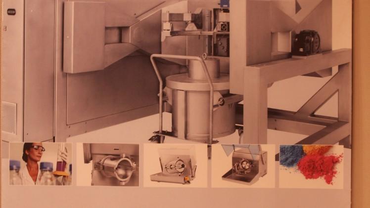Hội thảo về máy nghiền và máy trộn