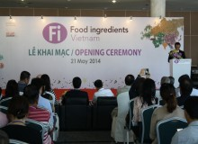 Foof ingredients Vietnam 2014