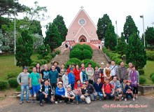 Outing Da Lat - MDI branch 2014