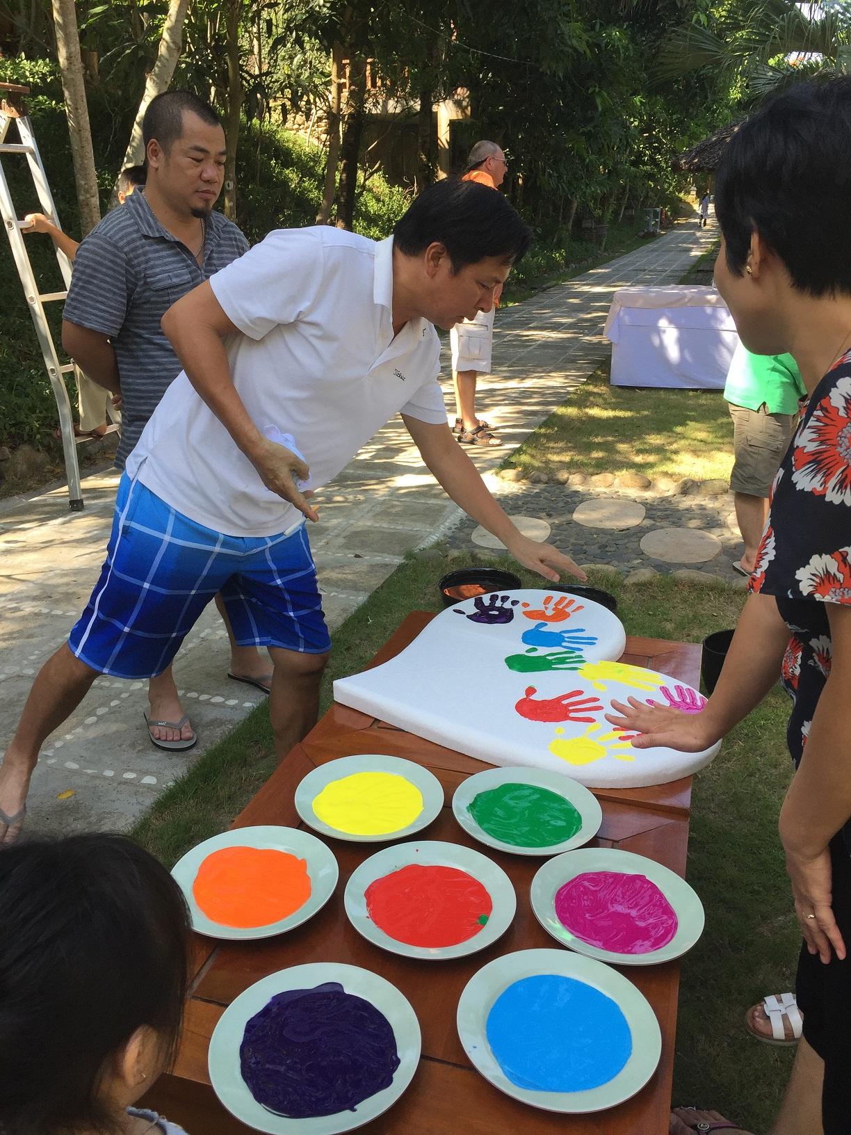 Outing MDI - Hue 2015