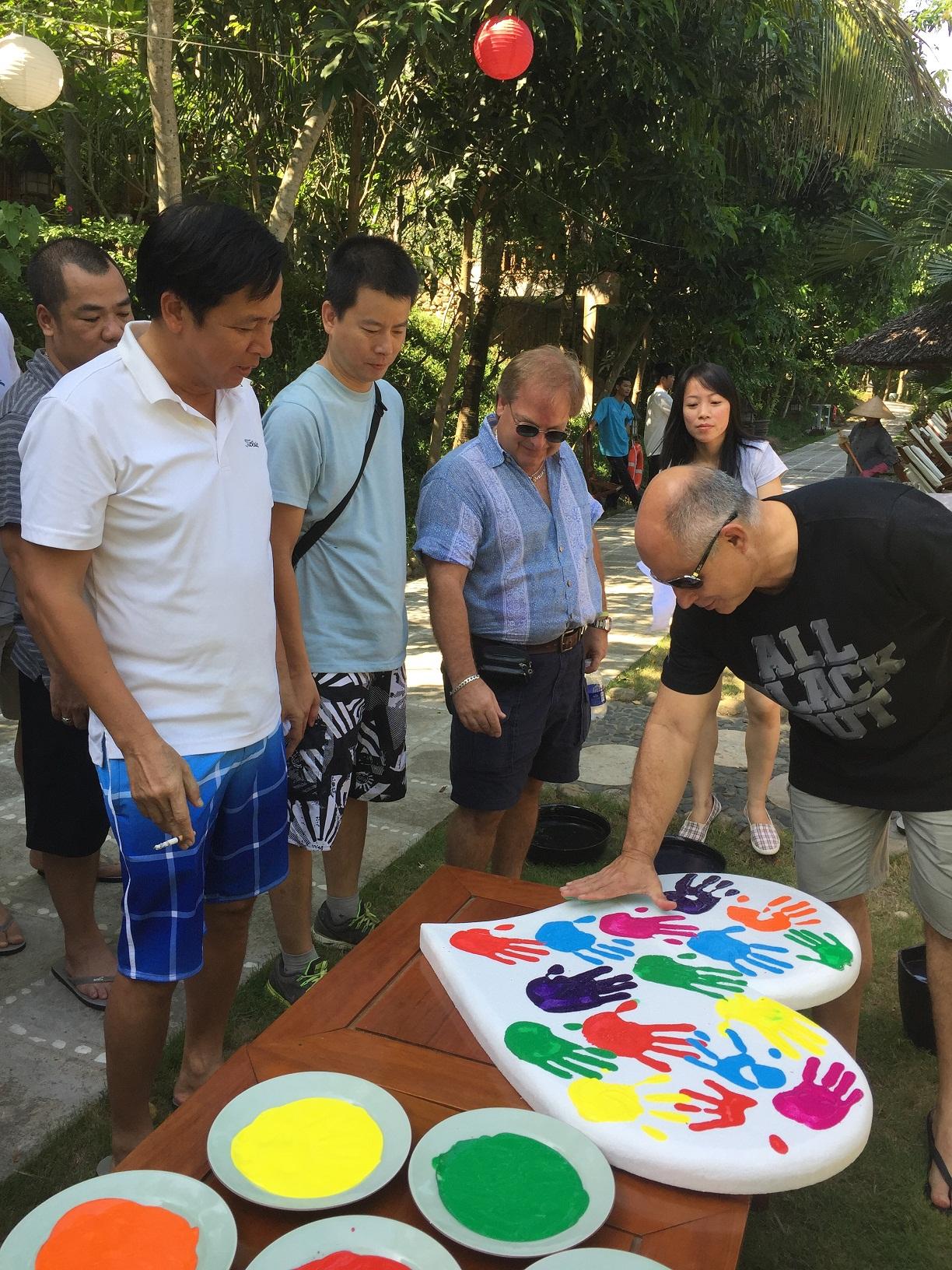 Outing MDI - Huế 2015