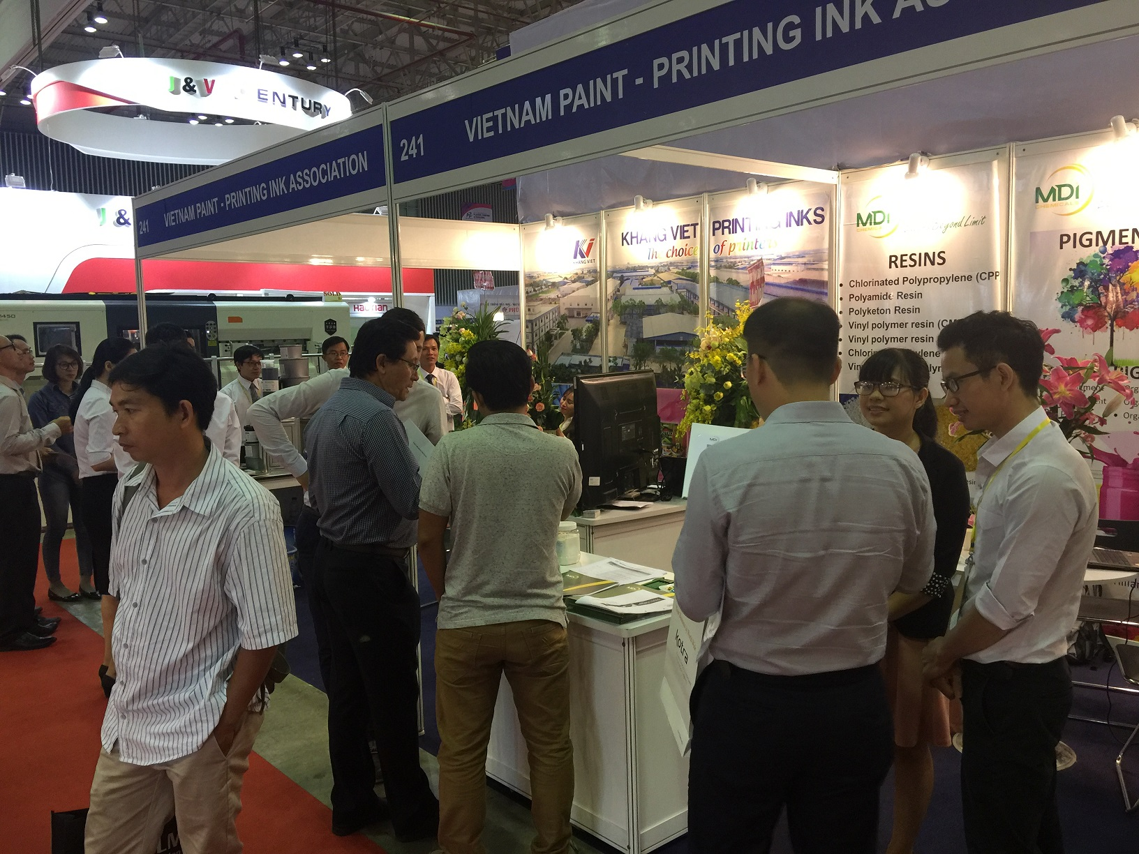 The 18 Th International Exhibition Industry Of Packaging, Printing  & Food Processing
