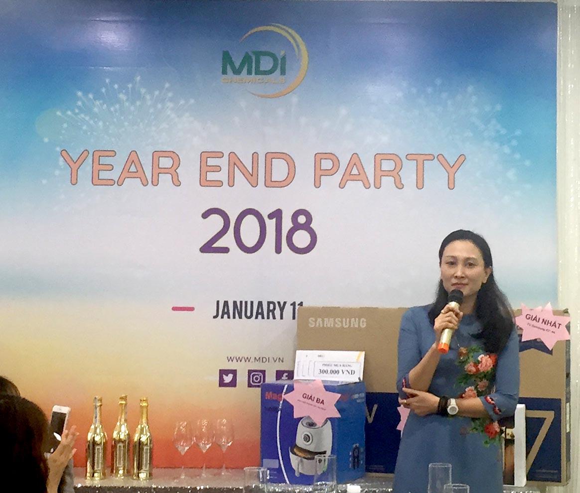 MDI Hà Nội tưng bừng tổng kết cuối năm 2018 tràn ngập niềm vui và ấm áp