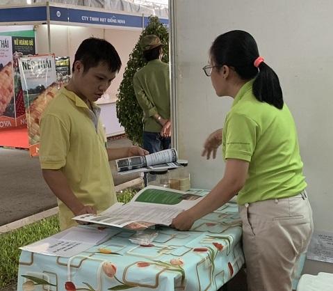 Hội chợ - Triển lãm Giống và Nông nghiệp công nghệ cao TP.HCM 2019