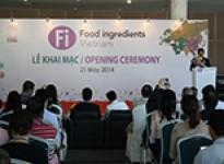 MDI CHEMICAL tham gia triển lãm Nguyên liệu, Phụ gia thực phẩm Việt Nam 2014