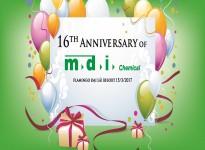 16th ANNIVERSARY OF MDI ESTABLISHMENT