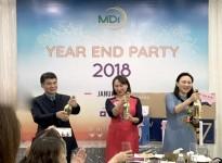Tưng bừng tổng kết cuối năm 2018 tràn ngập niềm vui và ấm áp