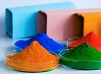 Bột màu dùng trong sản xuất sơn