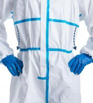 Bộ quần áo bảo hộ phòng chống dịch (7 món) cấp độ 1